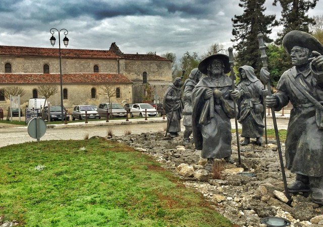 De Saintes à Pons